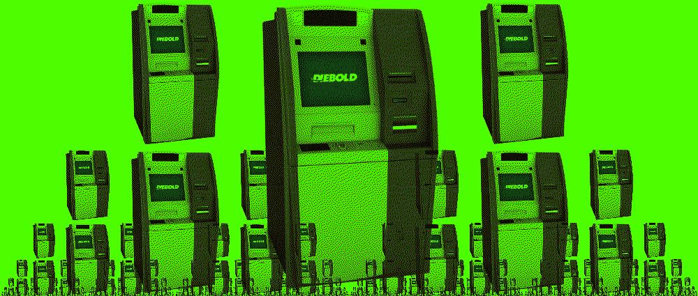 Diebold Nixdorf Opteva ATMs