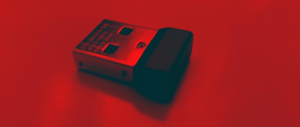 Logitech USB dongle