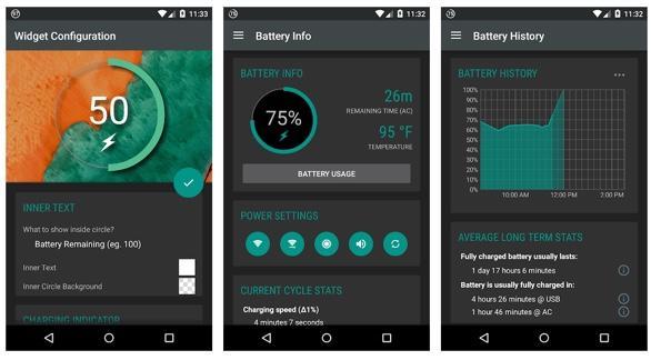 Battery Widget Reborn 2019