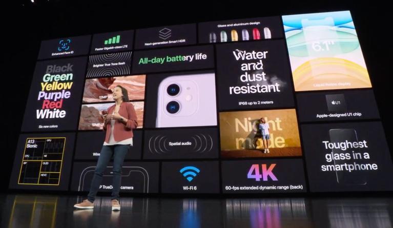 iPhone 11 highlights