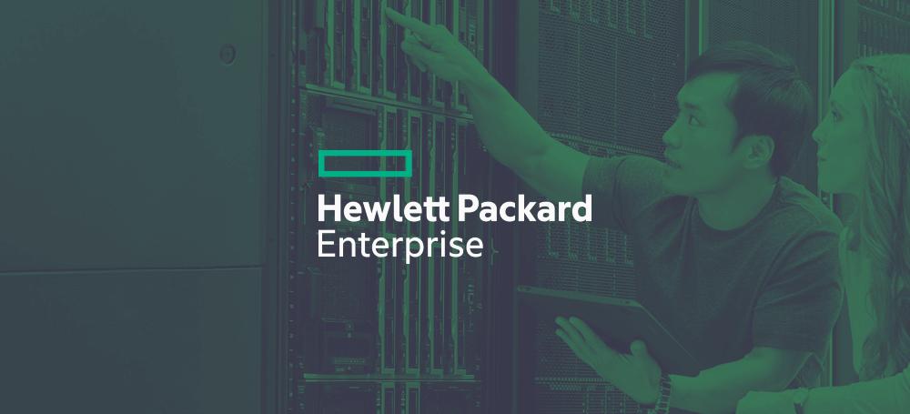 HPE Hewlett Packard Enterprise