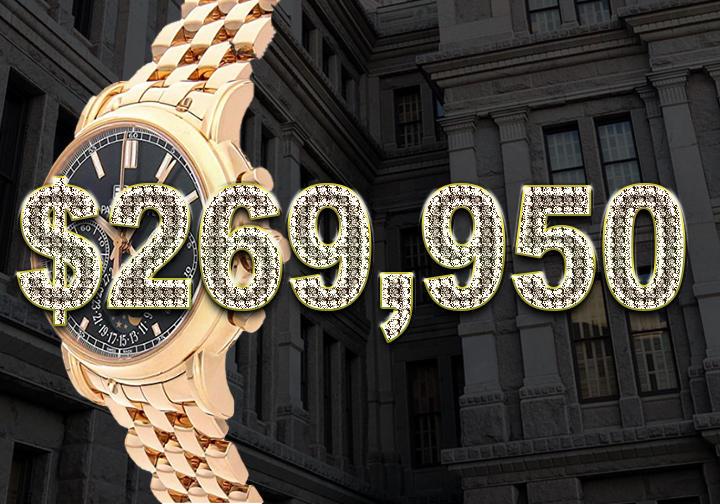 Patek Philippe Grand Complications Mechanical - $269,950