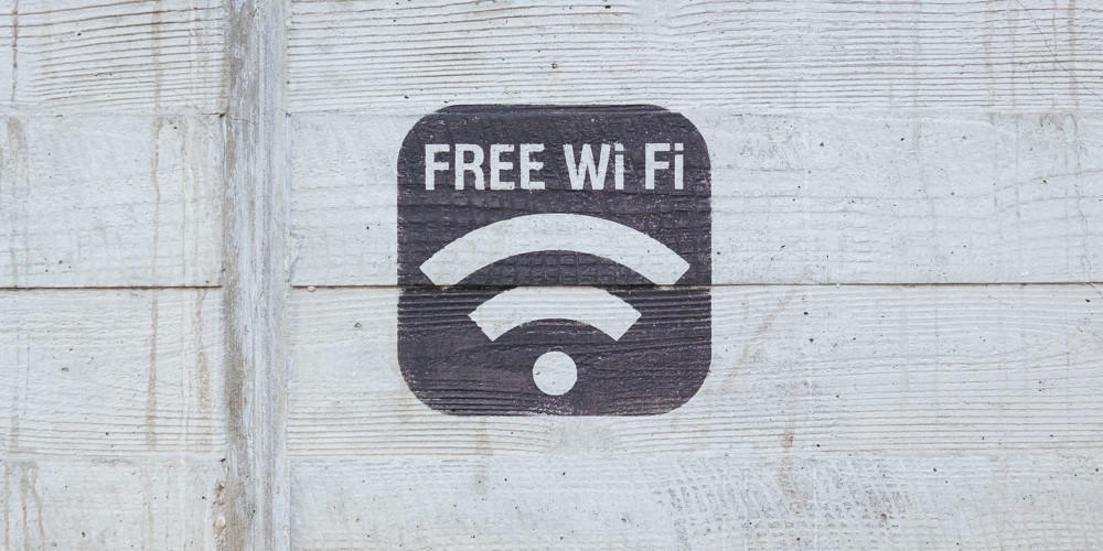 Free WiFi Wi-Fi