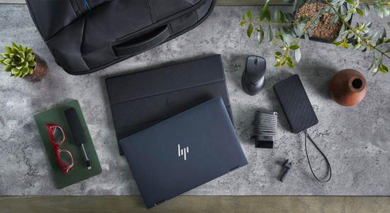 HP's Elite Dragonfly, refreshed