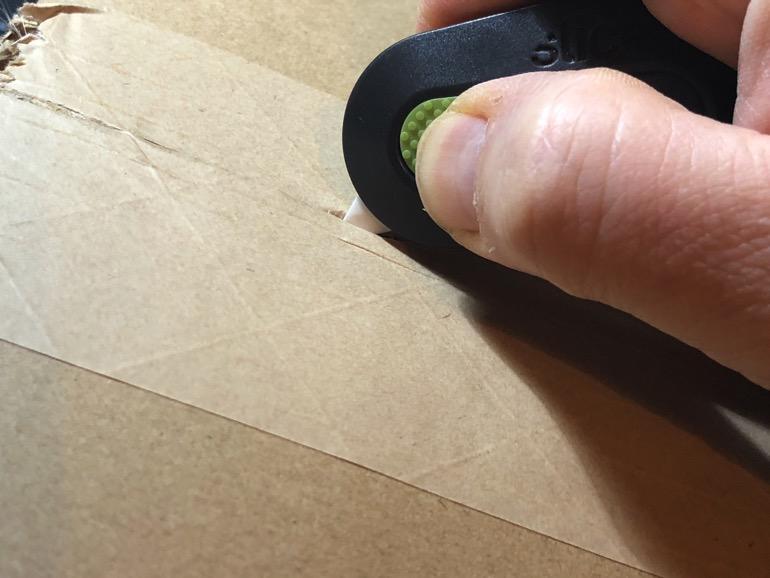Slice Mini Ceramic Box Cutter