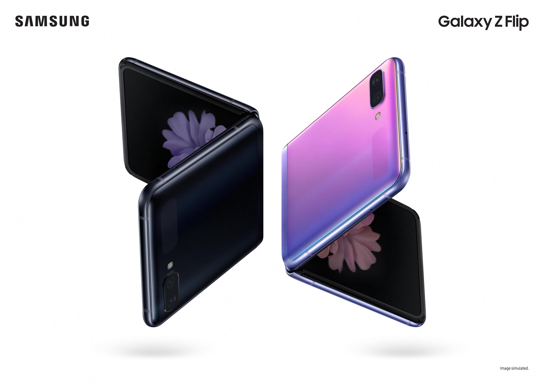 Z flip samsung Buy Galaxy