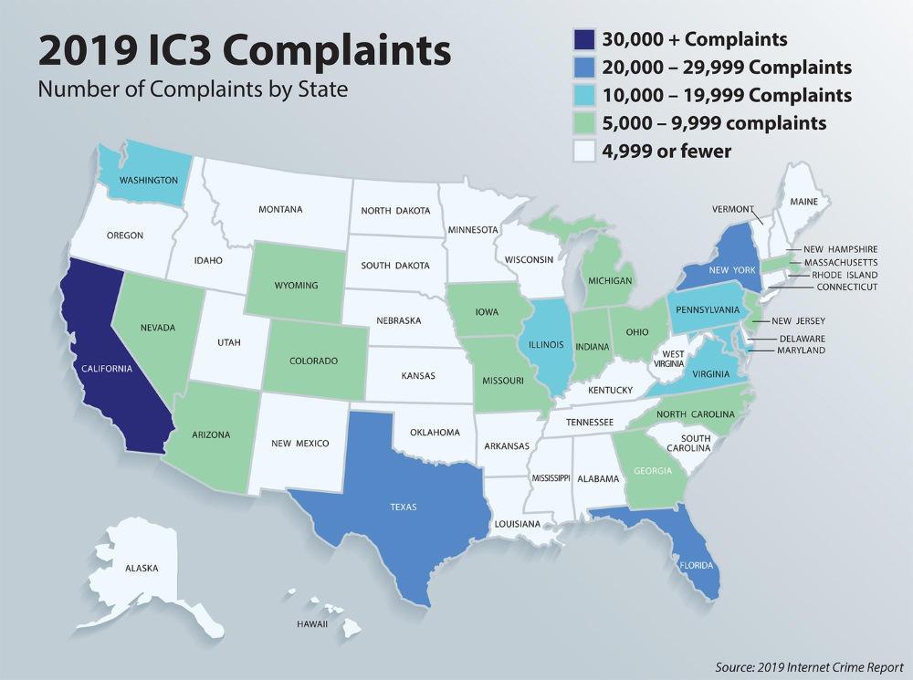 FBI IC3 report