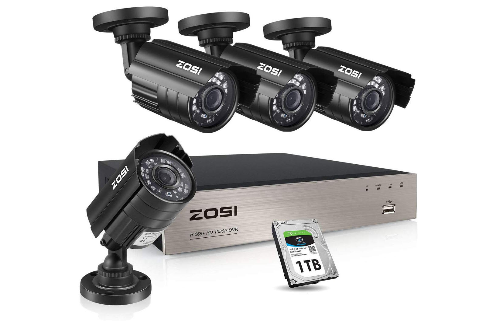 Best security camera in 2021: Protect your home or business | ZDNet