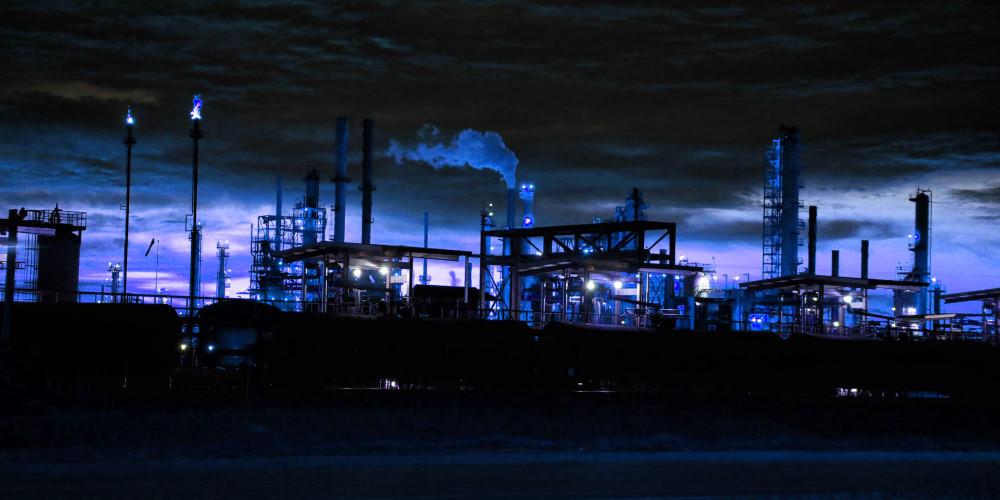 factory gas plant oil ICS SCADA