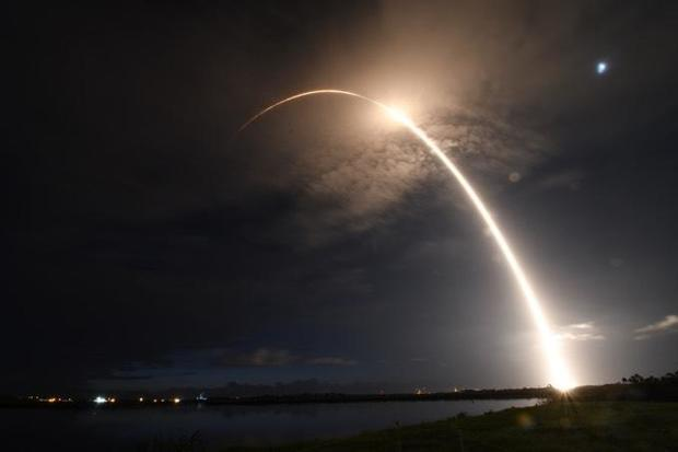 SpaceX Starlink Launch 06132020
