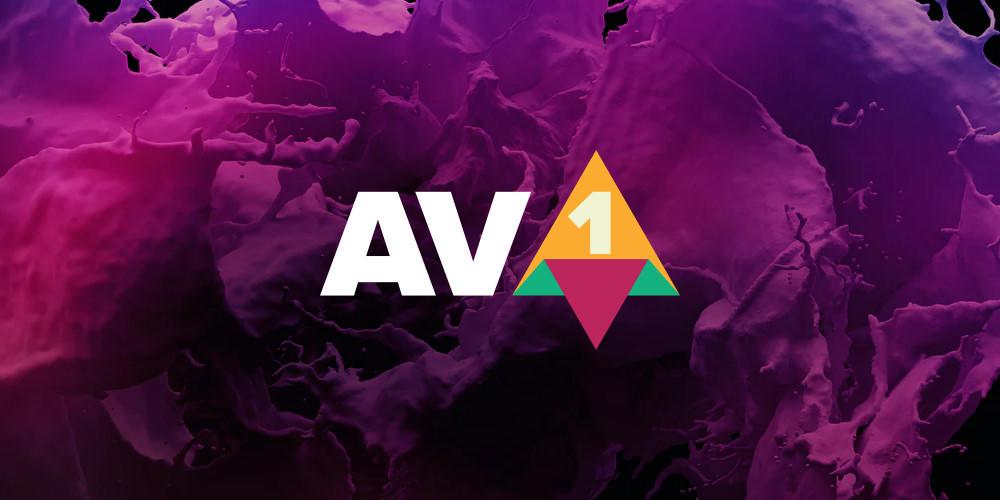 AV1 AVIF