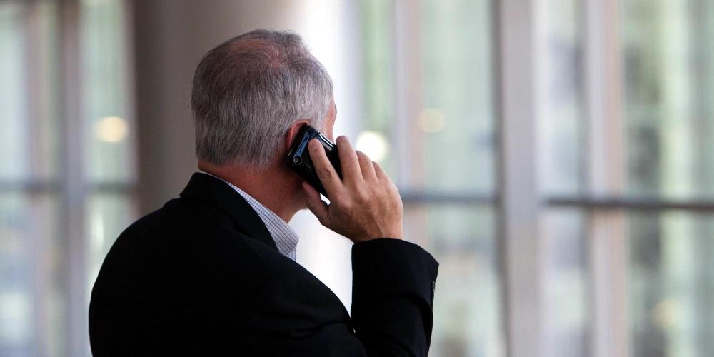 phone call vishing
