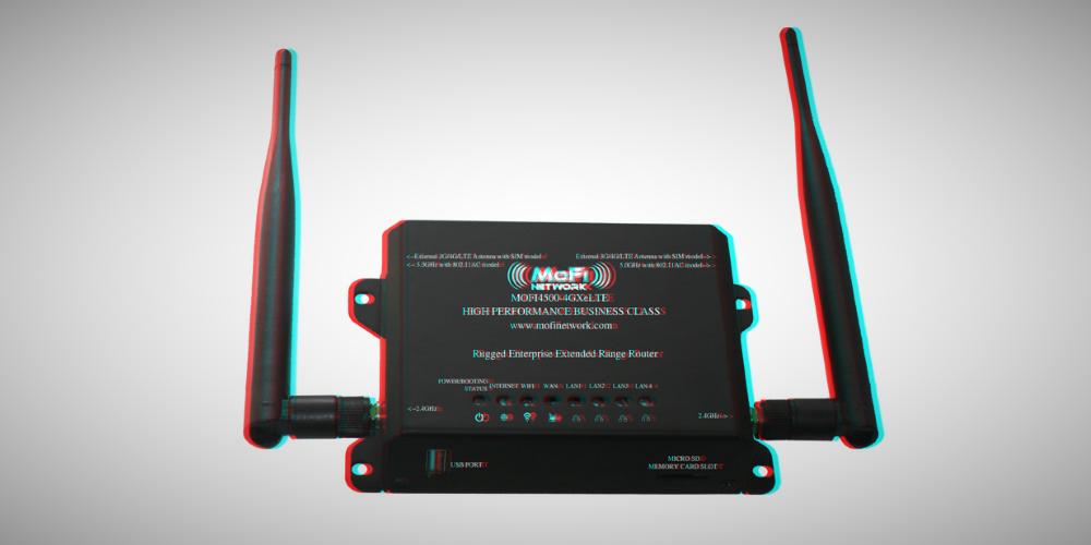 MoFi4500-4GXELTE router
