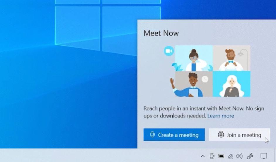 Windows10: la nouvelle build test facilite les appels vidéo