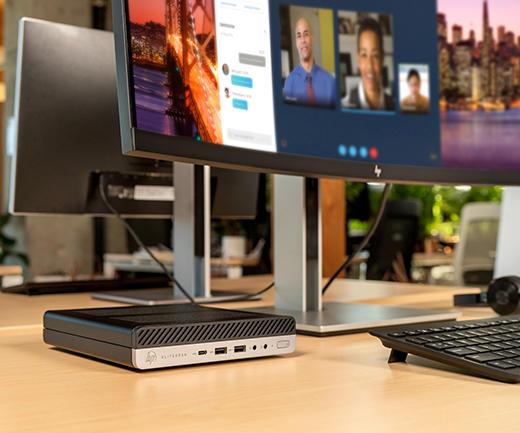 HP EliteDesk 705 G5 Desktop Mini PC