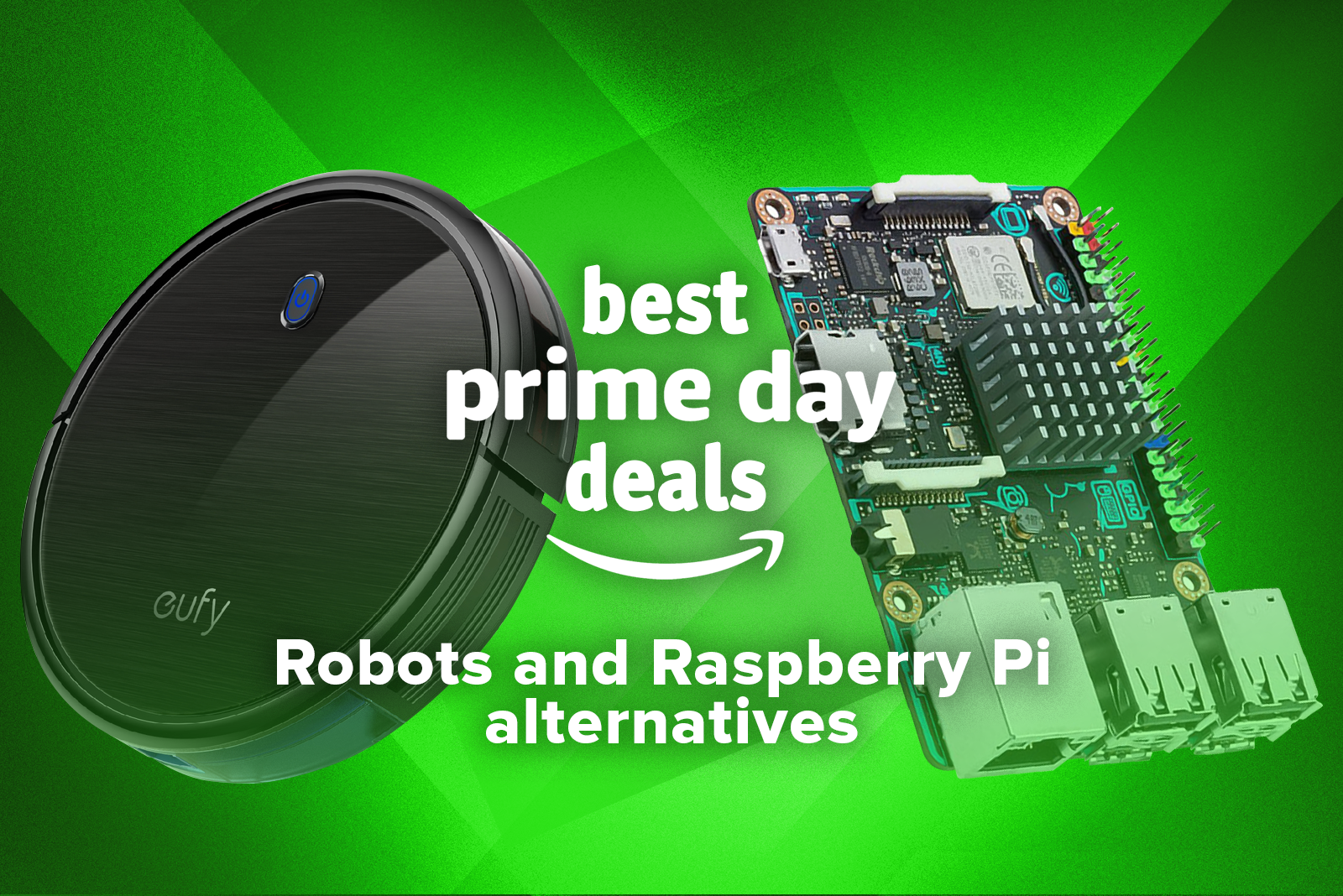 02 Best Prime Day Deals Robots And Raspberry Pi Alternatives, Cyber Security