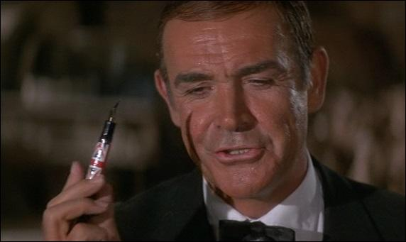 Rocket Pen, Never Say Never Again (1983)