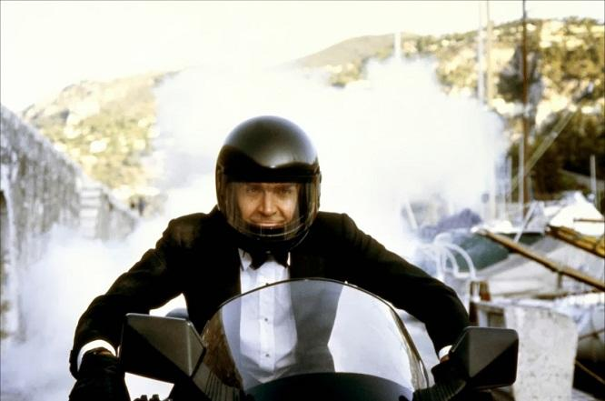Yamaha XJ 650 Turbo Motorcycle, Never Say Never Again (1983)