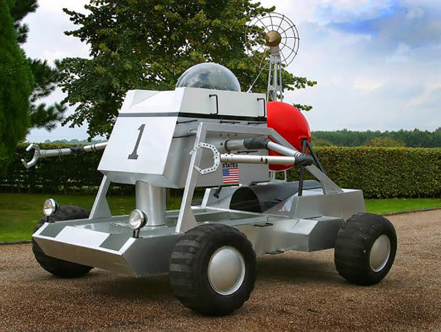 Moon Buggy, Diamonds are Forever (1971)