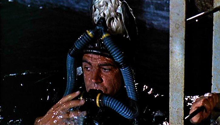 Seagull Snorkel Costume, Goldfinger (1964)