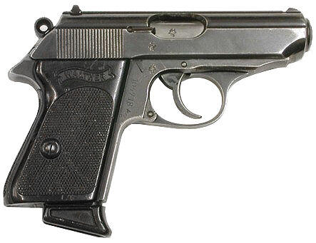 Walther PPK, Dr. No (1962)