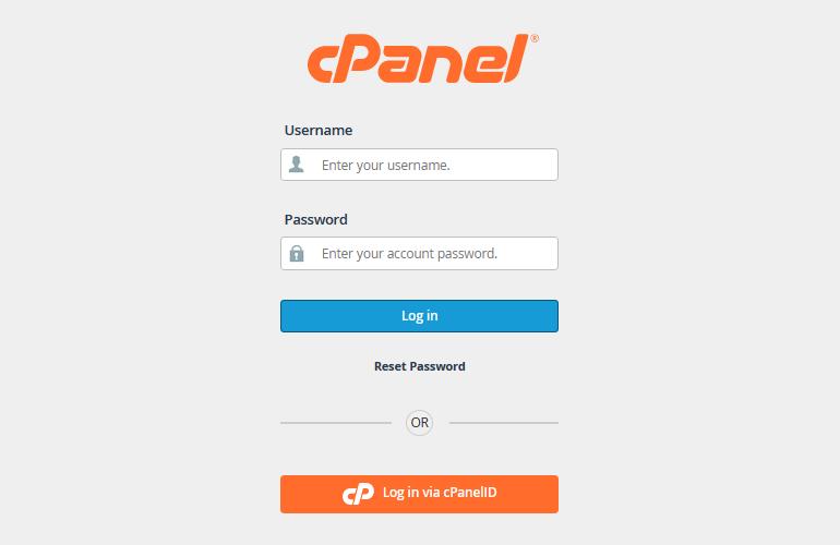 Une faille de sécurité permettant de contourner la 2FA découverte dans le logiciel cPanel