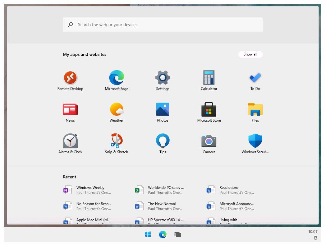 Windows 10X : le concurrent de Chrome OS se dévoile