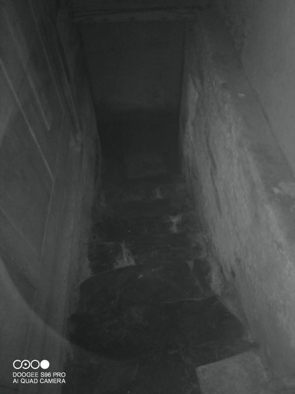 Creepy basement!