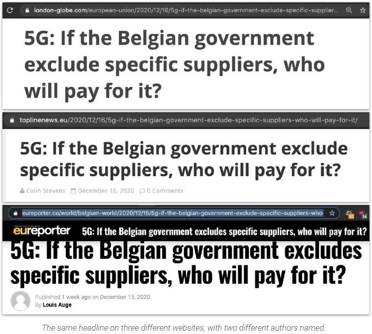 belgium-5g-huawei-botnet-headlines.png