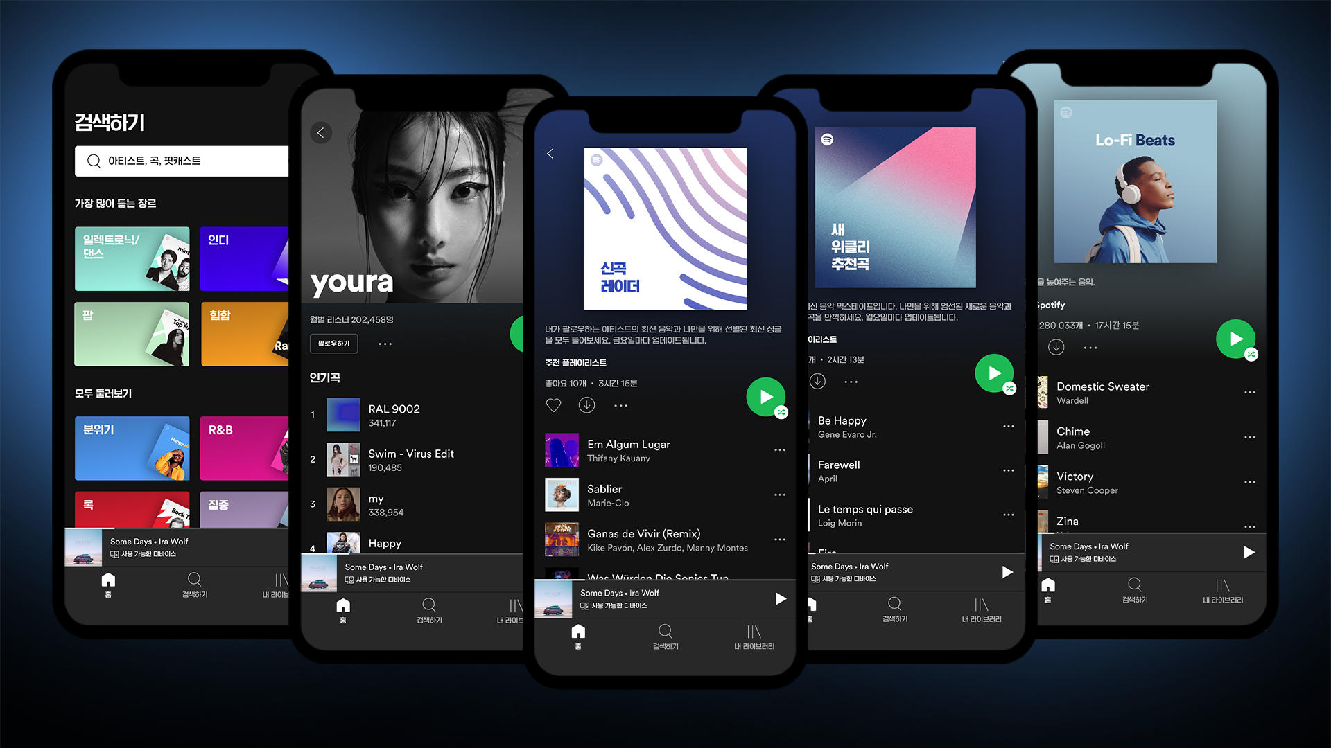 Spotify launches service in South Korea   ZDNet