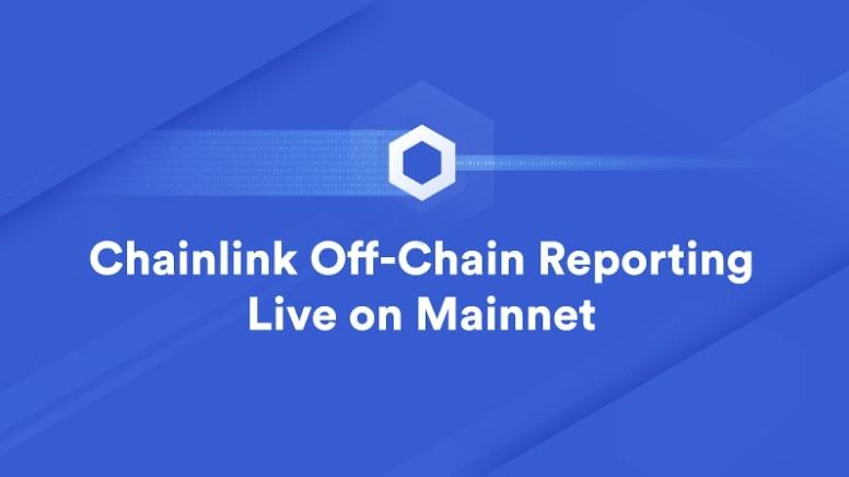 Off-chain reporting: Toward a new general purpose secure compute framework by Chainlink | ZDNet