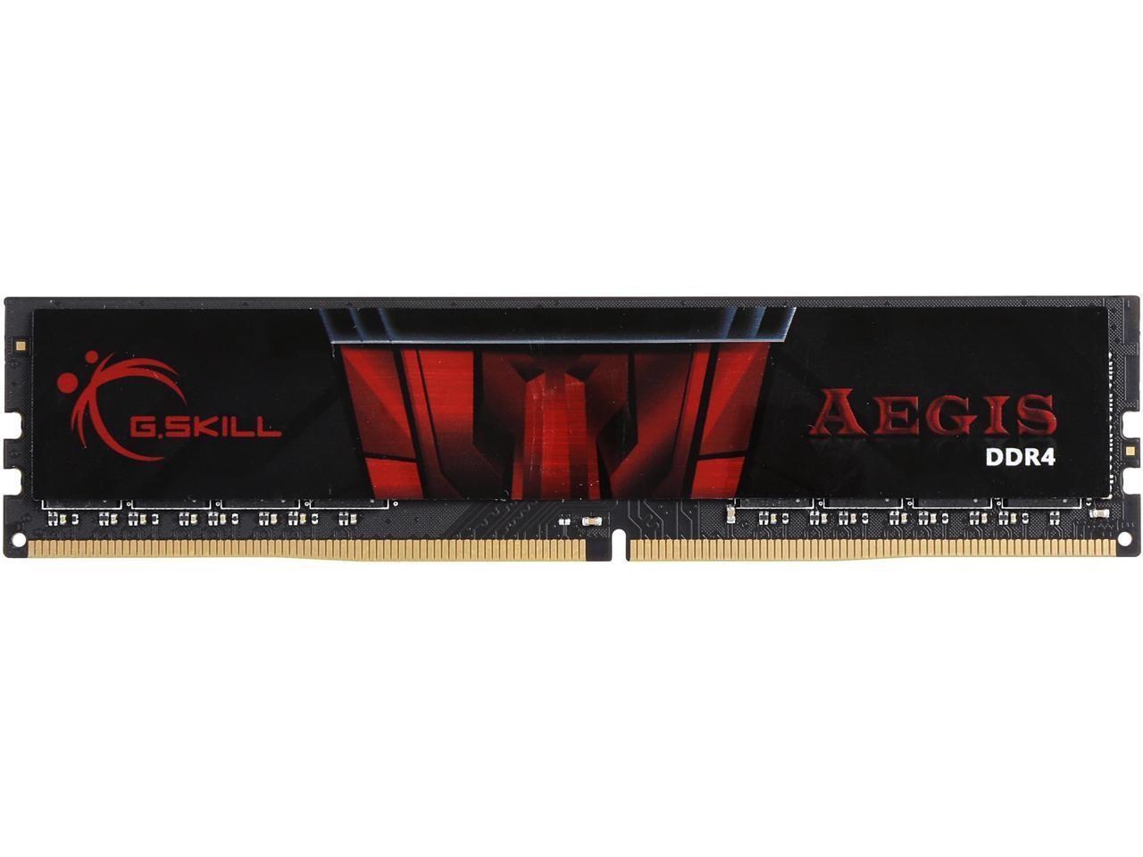 G.SKILL Aegis 8GB 288-Pin DDR4