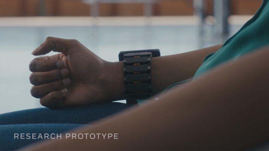 Facebook: De nouveaux détails sur son mystérieux bracelet neuronal de réalité augmentée