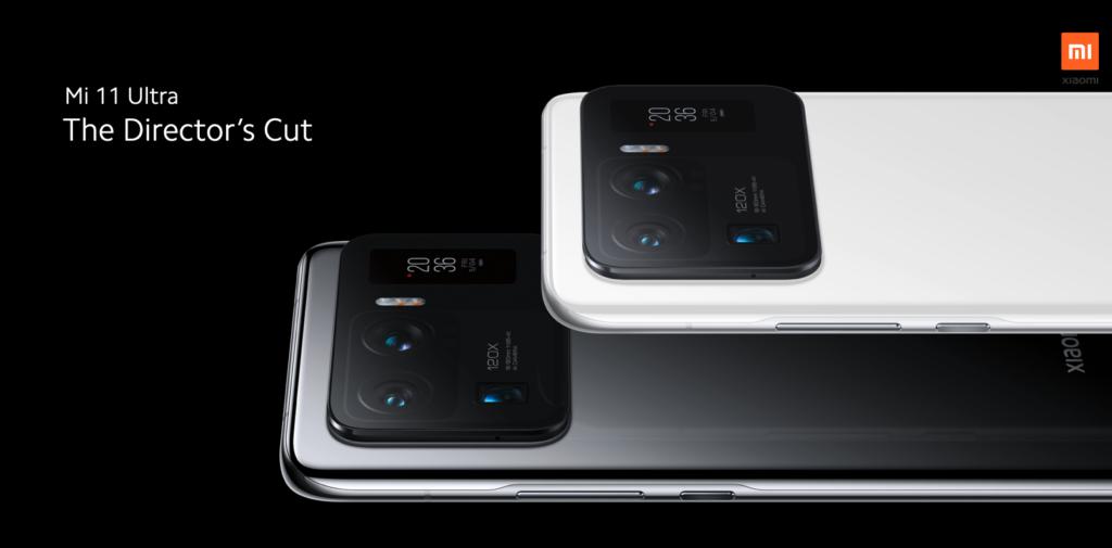 Xiaomi Mi11 Ultra: Tout pour la photo
