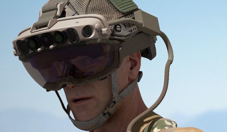 Microsoft: 120000casques HoloLens pour l'armée américaine
