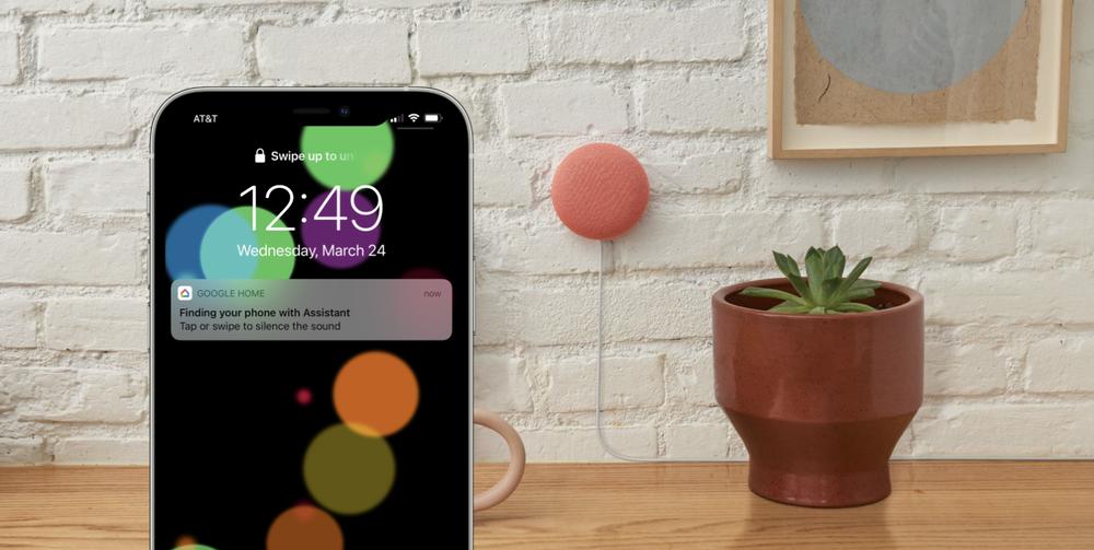 L'assistant Google vous aide désormais à trouver votre iPhone et à compléter votre commande au restaurant