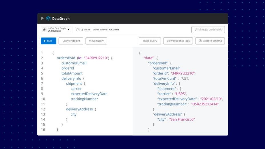 DataGraph, le nouvel outil de MuleSoft pour rationaliser les demandes d'API