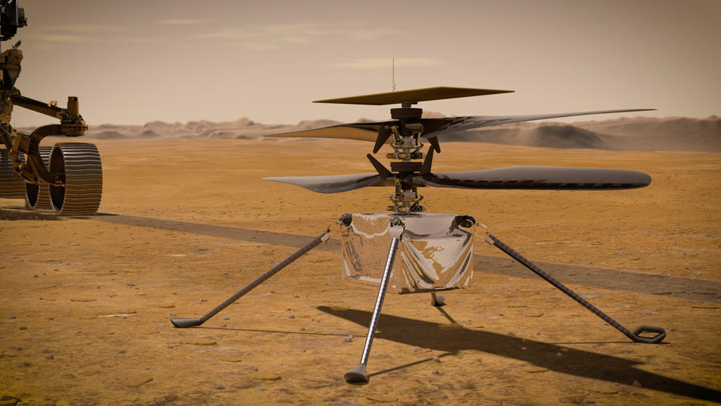 Open source : les devs d'Ingenuity et de Perseverance s'associent à une entreprise de drones pour créer une architecture ouverte