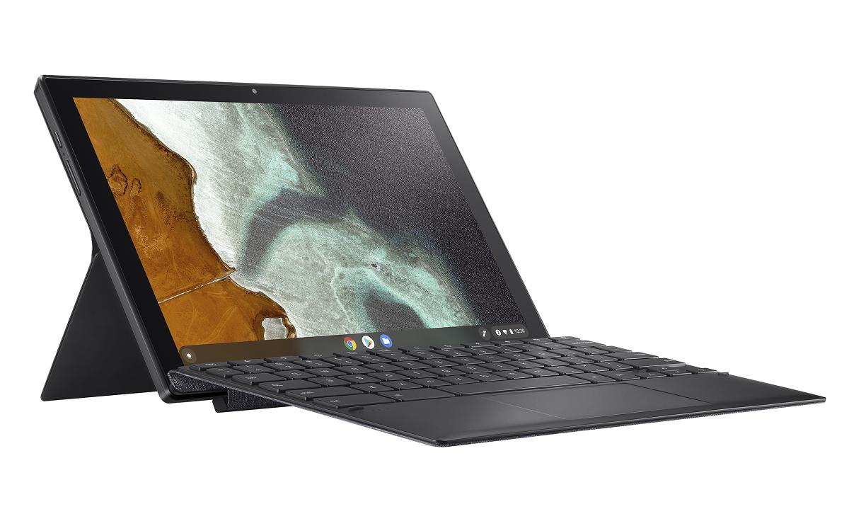 Chromebook: Asus annonce deux nouveaux modèles flexibles