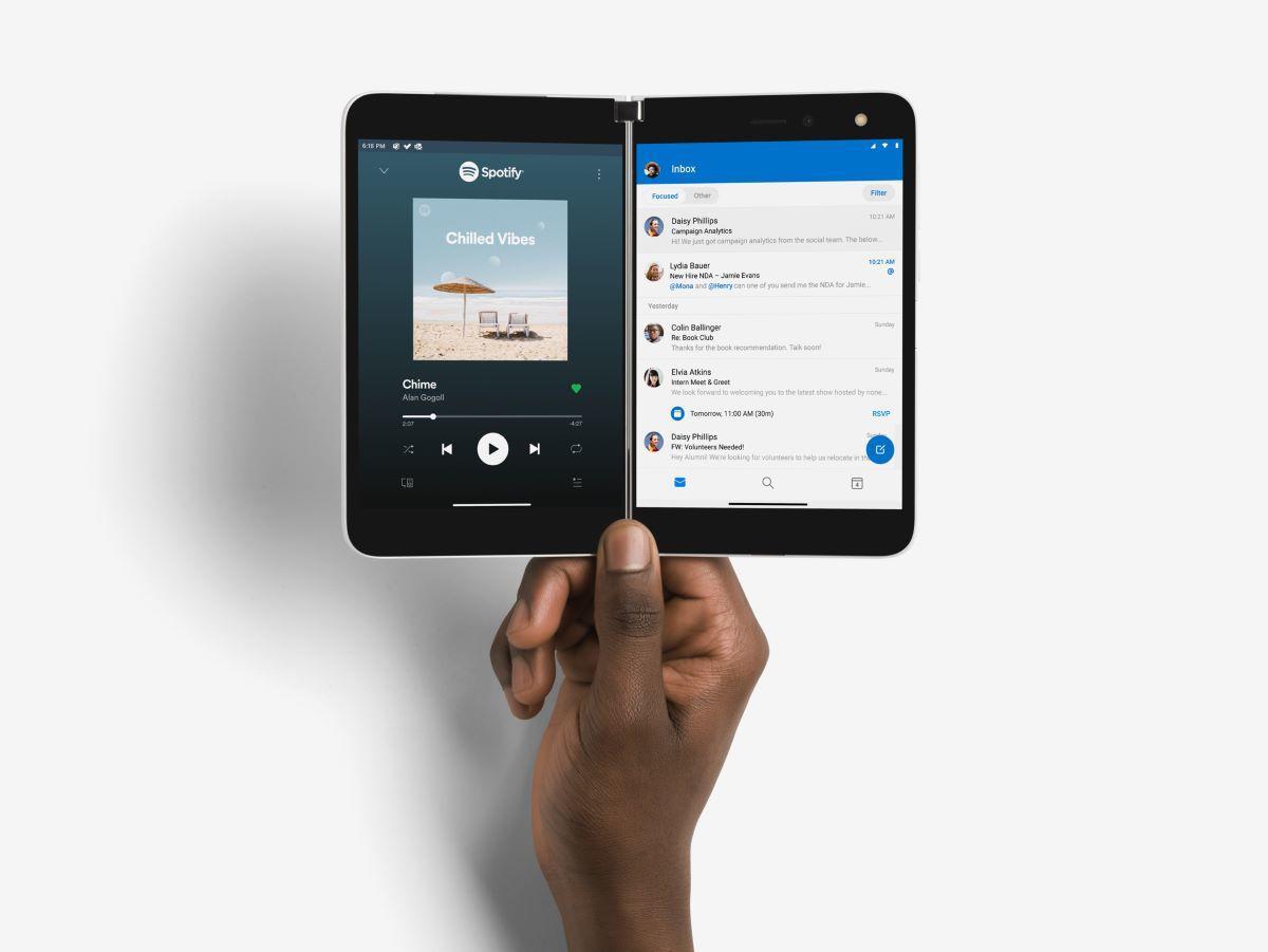 Chute de prix à venir sur le Surface Duo. Qu'est-ce que cela signifie pour la stratégie mobile de Microsoft?