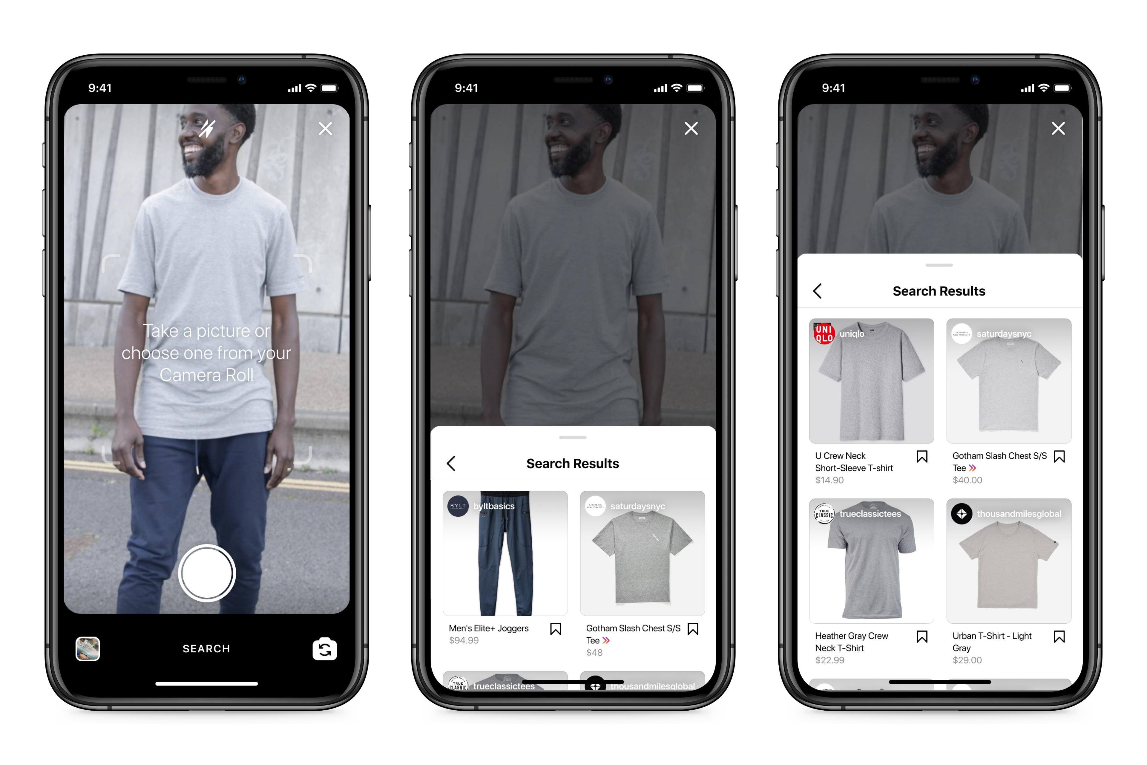 Instagram Visual Search, Cyber Security
