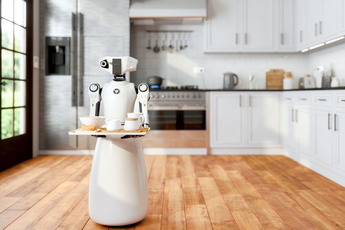 Comment Facebook veut aider à former les robots qui sortiront vos poubelles et débarrasseront la table