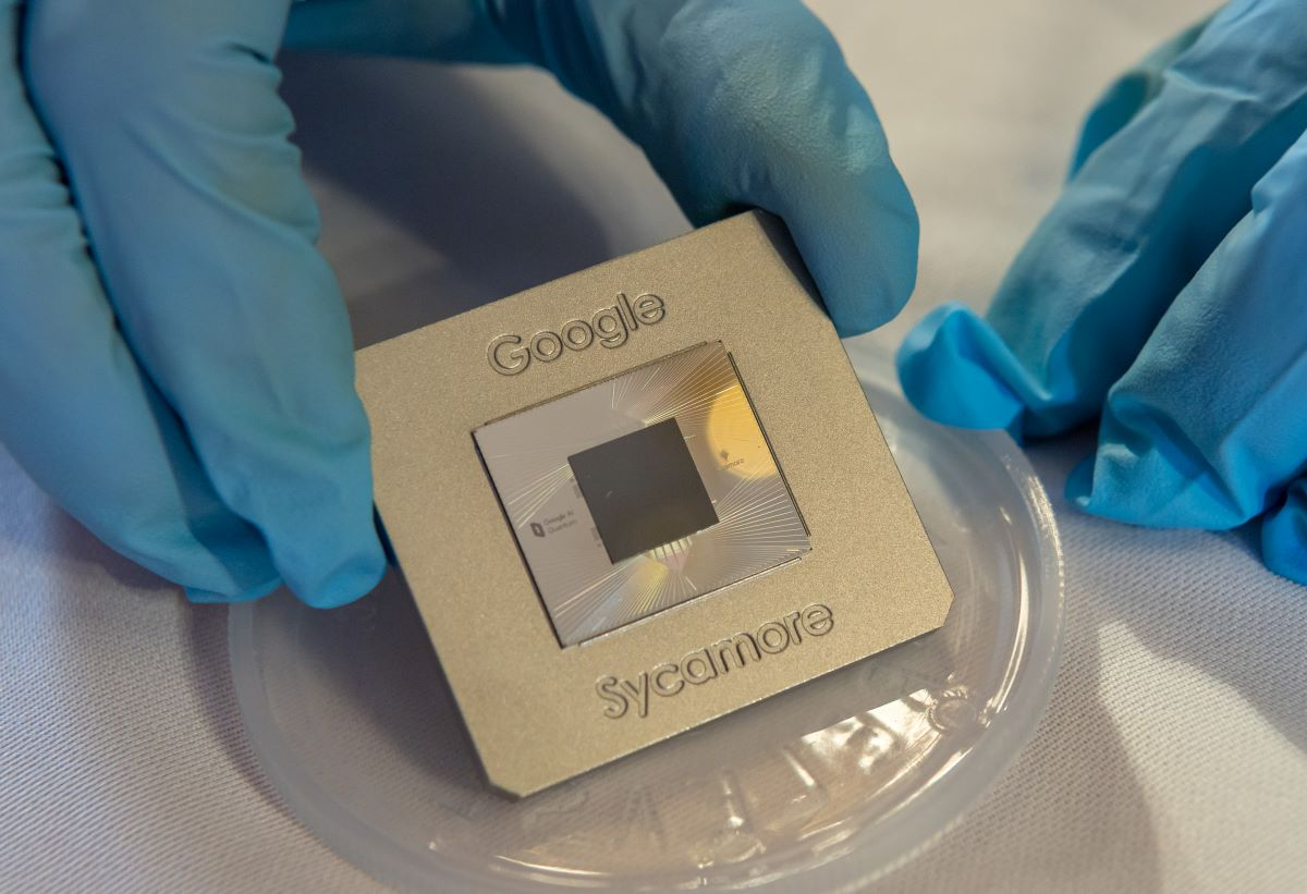 Google affirme avoir créé un cristal temporel dans un ordinateur quantique, et c'est bien plus étrange que vous ne pouvez imaginer