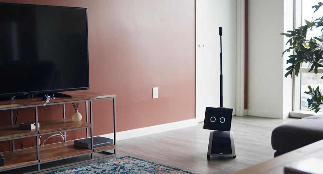 Astro, le petit robot d'Amazon qui préfigure la domotique robotisée du futur