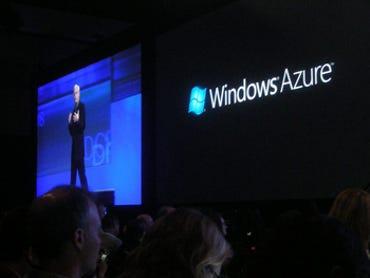 Azure at Tech.Ed