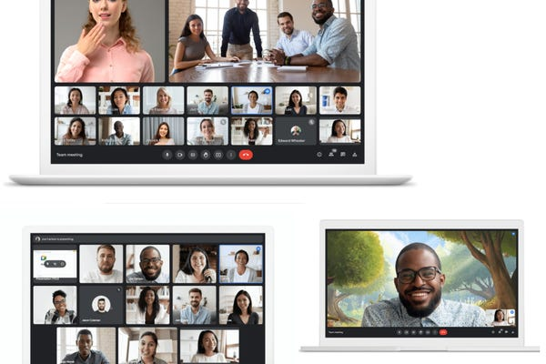 Google Workspace revamps Meet UI, aims to address 'collaboration equity'