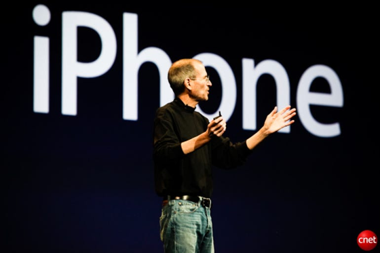 Steve Jobs launched iPhone 4