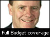Peter Costello, Budget 2006/06