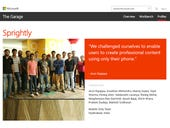 Microsoft Sprightly, First Take: Create engaging content on your smartphone