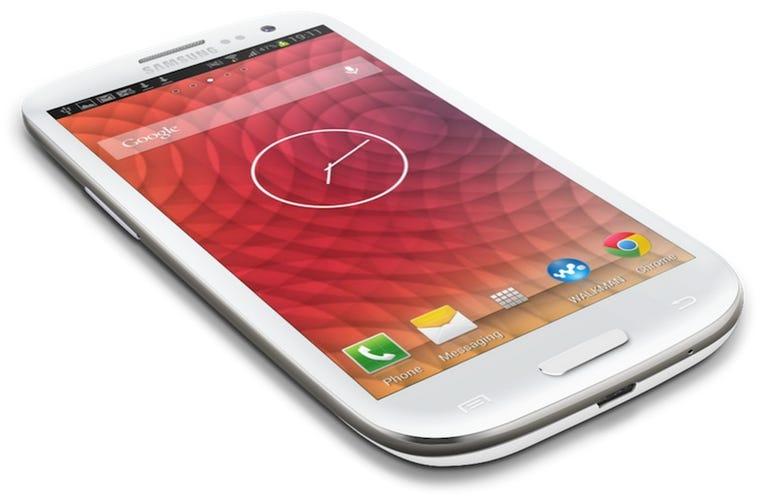 "Samsung Galaxy S4 ""Google Play Edition"""
